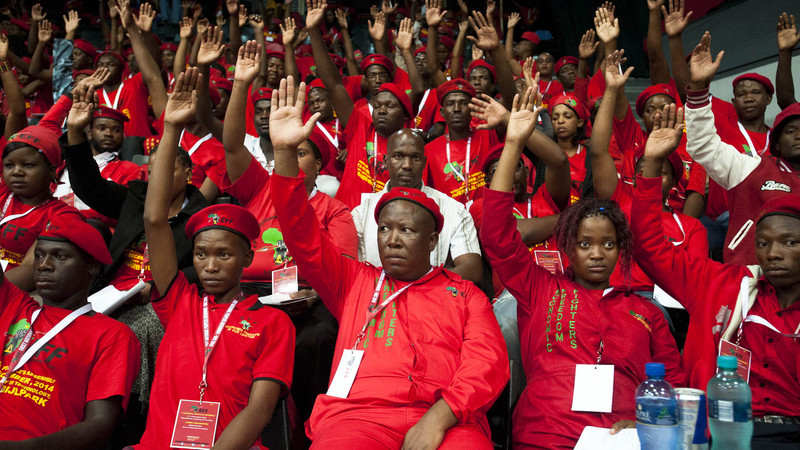 ANC losing youth's support as EFF's popularity rises