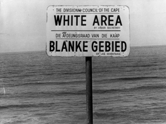 Eureka: New whites-only town in the Northern Cape