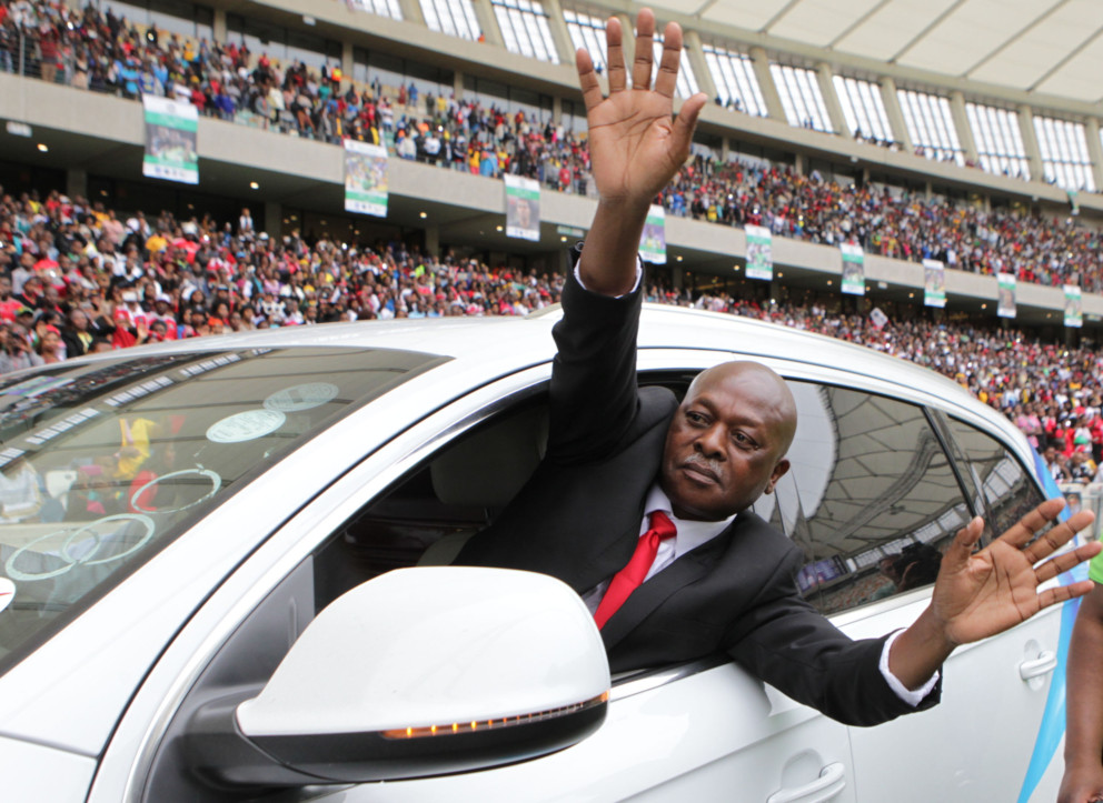 Senzo Meyiwa's Father: Orlando Pirates will never win