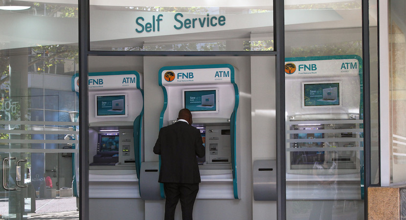 FNB will take back 'free money' paid into customers' bank accounts