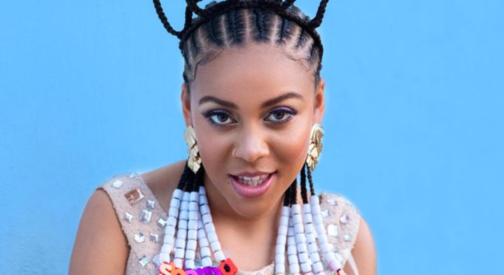 Breaking News: Sho Madjozi's 'John Cena' gets a shoutout in more than 70 countries