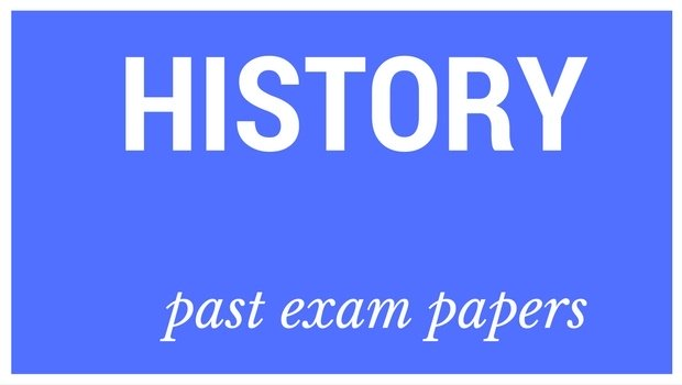 DOWNLOAD: Grade 12 History past exam papers and memorandums