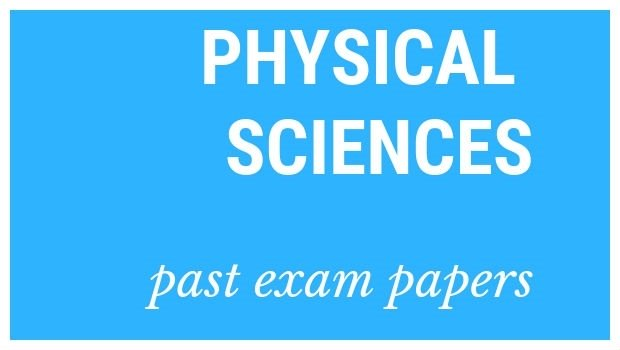 DOWNLOAD: Grade 12 Physical Sciences past exam papers and memorandums