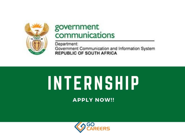 GCIS: Internship Applications for 2021 - 2022