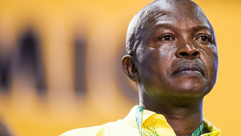 JUST IN: David Mabuza won't be sworn-in as MP today