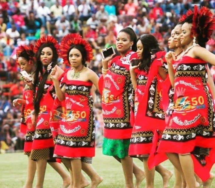 IT WAS FAKE NEWS: Swaziland king did not order men to have two or more wives, or face jail