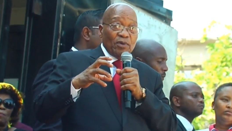 'ANC lost support because I joined campaign late,' Zuma tells backers