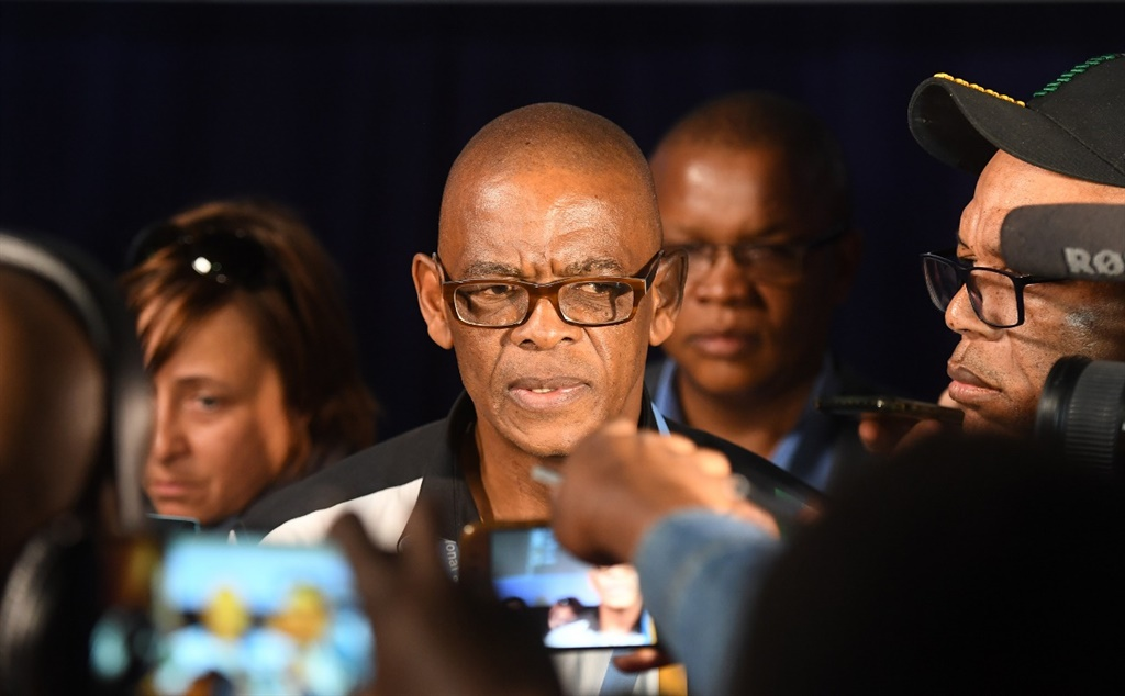 ANC to investigate Magashule for his alleged role in forming ATM – report