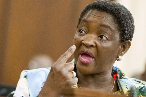 Shocking bombshells from Bathabile Dlamini's resignation letter