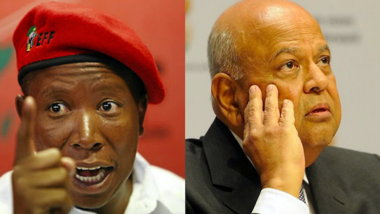 EFF beats Gordhan – Equality Court dismisses application to remove 'rogue unit' report
