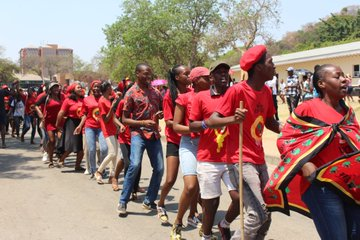 EFFSC wins University of Limpopo SRC Elections after beating ANCs SASCO and SUCA.