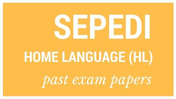 DOWNLOAD: Grade 12 past Sepedi Leleme La Gae (HL) exam papers and memorandums