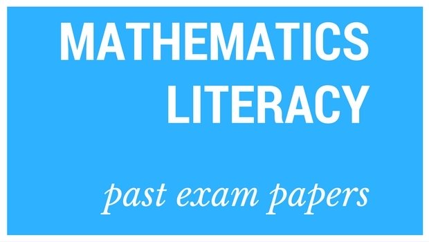 DOWNLOAD: Grade 12 Maths Literacy past exam papers and memorandums